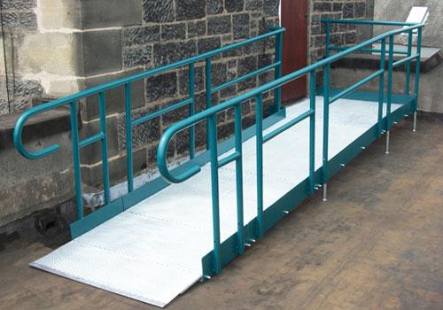 access ramps scotland wheelchair ramps